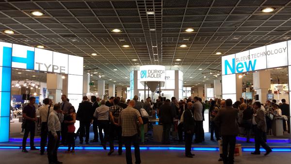 Texprocess Frankfurt 2013'ten İzlenimler