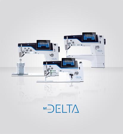 The New DELTA Series by Dürkopp Adler